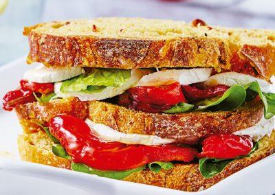 sandwich-caprese